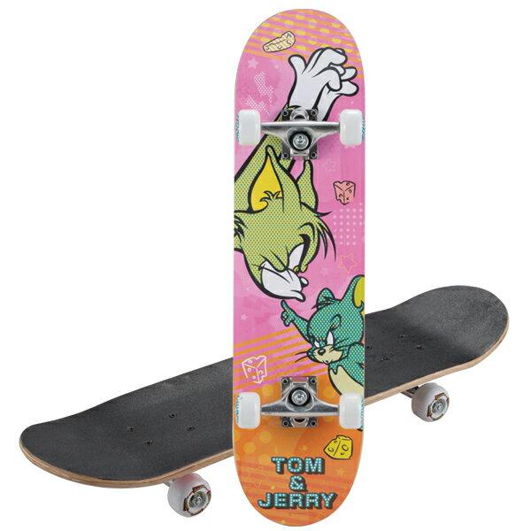 WB スケートボード(トムとジェリー・デジタル) (AP231232/UY-5037)【 スケボー スケート ボート ボード Xゲーム 】【QBH33】