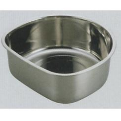 アクアシャイン ステンレス製D型洗桶25cm (AP42916/H-6289) ( キャプテンスタッグ )【QBI07】