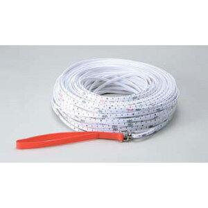 検尺ロープ100 (JS82599/EKA197)【分類:ライン引き】【QCB27】