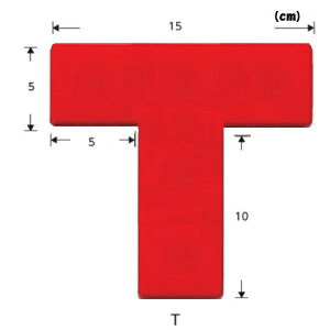 グランドマーカーN−T(赤) (JS82613/EKA133赤)【分類:ライン引き】【QCB27】