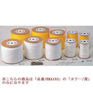 ロープマーカー6×200(黄) (JS82674/EKA183)【分類:ライン引き】【QCB27】