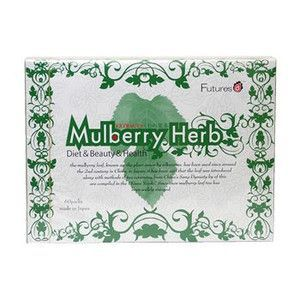 EXTRACT くわの葉茶 240g 4g×60包 Mulberry Herb