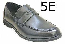 軽量幅広5Eビジネスシューズ メンズ ビジネスシューズ【JC6600】ローファータイプ【JC-6600】 紳士靴 大きいサイズ28.0cm jc kluger ジェイシークルーガー スリッポン 24.5cm 25cm 25.5cm 26cm 26.5cm 27cm
