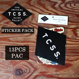 新作!!TCSS SSTICKER PACK ティーシーエスエス ステッカーパック STICKV6 TCSS 通販