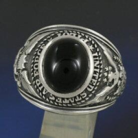 シルバーリング 指輪 カレッジリング silver925 オニキス メンズ レディース シルバーアクセサリー シルバー925 リング メンズアクセ プレゼントに大人気 送料無料