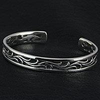 シルバーバングル ブレスレット silver925 カジュアル フォーマル シンプル メンズ レディース シルバー アクセサリー シルバー925 メンズアクセ プレゼントに大人気 送料無料
