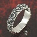 シルバーリング 指輪 silver925 メンズ レディース ユニセックス アクセサリー クロス ロングセラー シルバーアクセサ…
