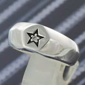 スター 星 シンプル シルバーリング 指輪 silver925 ユニセックス メンズアクセサリー レディースアクセサリー 男性用 女性用 ペアリングに大人気 ジュエリー 送料無料