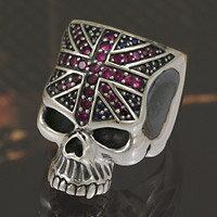 シルバーリング 指輪 silver925 スカル リング ドクロ ルビー サファイア ユニオンジャック メンズ レディース シルバー リング アクセサリー メンズアクセ 送料無料
