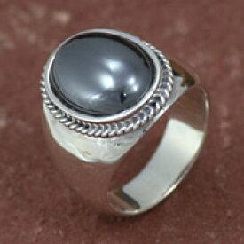 ヘマタイト シンプル シルバーリング シルバーアクセ メンズアクセサリー 指輪 シルバー925 大きいサイズ 送料無料