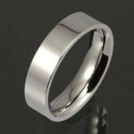 チタン アクセサリー チタンリング シンプル メンズ レディース 金属アレルギー対応(出難い) 指輪 プレーン スタイリッシュ 定番デザイン ユニセックス