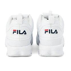 FILAフィラF05400001DISRUPTOR2WWTディスラプターホワイトF02151072