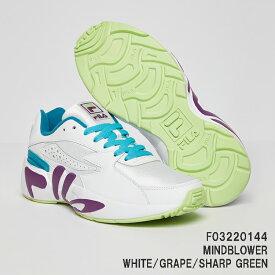 【outlet / 処分特価品】F03220144 MINDBLOWER マインドブロワー WHITE/GRAPE/SHARP GREEN