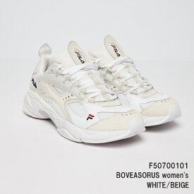 F50700101 BOVEASORUS women'sボバザラス ウィメンズ WHITE/BEIGE
