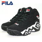 【FILA】【MENS】MBFHE102[BLACK]