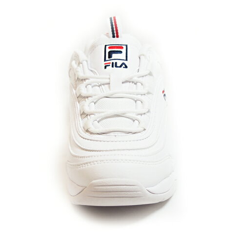 FILARAYフィラレイF50541160WHITE2018AWWomen'sウィメンズホワイト白復刻FILA(フィラ)