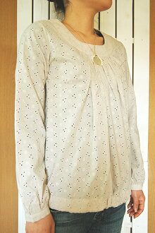 Drost blouse pattern