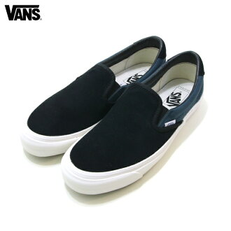 VANS(卡车)OG SLIP-ON 59 LX VAULT STARGAZER surippomborutosutageiza