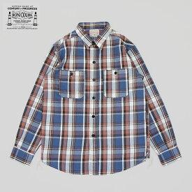 ボンクラ ワークシャツ Boncoura