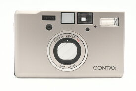 CONTAX コンタックス T3 シルバー Carl Zeiss Sonnar T* 35mm F2.8 後期型 【中古】