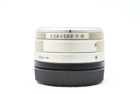 CONTAX コンタックス Carl Zeiss Planar 35mm F2 T* Gマウント 【中古】