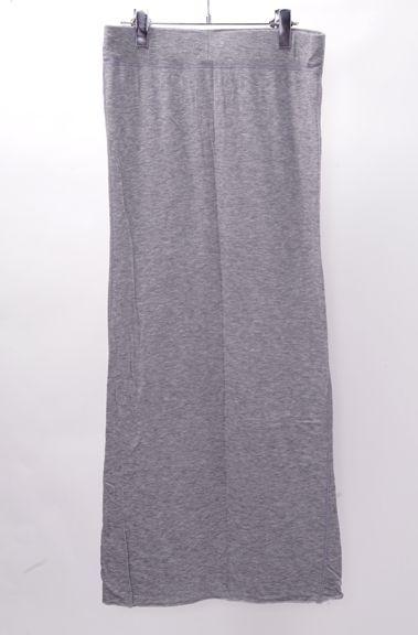 【10月6日に値下げ】アパルトモンL'Appartement レーヨンジャージーロングスカート【LSKA39887】【グレー】【】【中古】【2点以上同時購入で送料無料】【DM170315】