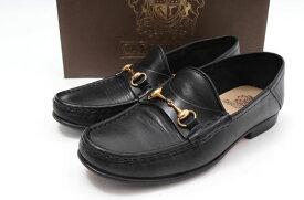 【5月25日に値下げ】CAMINANDOカミナンド L'Appartementアパルトモン購入2017SS 2way Leather Loafers 2wayレザーローファーシューズ【LFWA47991】【ブラック】【6】【中古】【2点以上同時購入で送料無料】【DM180602】