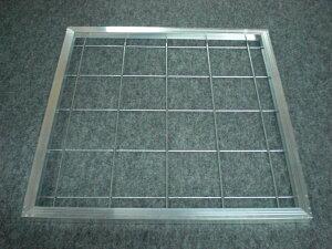 塗装ブース 乾燥炉 循環フィルター アルミ枠 610x610x25t