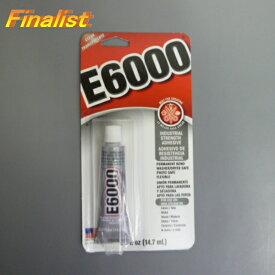E6000 0.5oz(チップ無し) アクセサリーボンド スワロフスキー用接着剤 クリックポストで発送