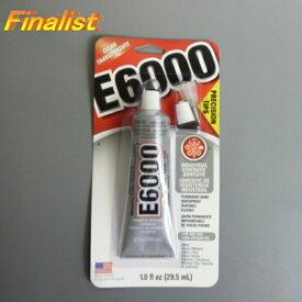 接着剤 ボンド E6000 1oz (チップ付き)ラインストーン スワロフスキー用