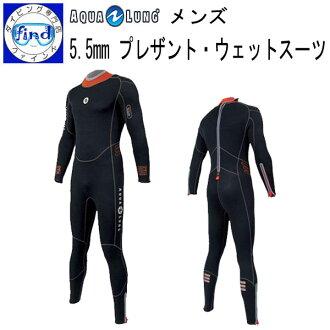 肺愉快潜水衣男装 5.5 毫米 ♦ 现成的湿衣服衣服制造商库存检查