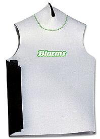 ウェットスーツ 防寒 BIARMSバイアームス ベスト マイクロフェザースーパードレインマックス 3mm 5mm スキン 伸縮性 発熱素材  ウエットスーツ ダイビング シュノーケリング サーフィン ボディボード メンズ レディース