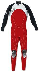 ウェットスーツ 3mm BIARMS バイアームス FLOW 防寒 マイクロフェザー フルスーツ 【送料無料】 ダイビング シュノーケリング サーフィン ボディボード メンズ レディース