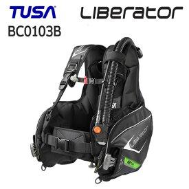 【あす楽対応】TUSA(ツサ) BC-0103B BCD Liberator リブレーター (BC0103B) 快適な使用感 ウエイトローディングシステム搭載 ダイビング 重器材 【送料無料】 スキューバダイビング スクーバ