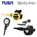 TUSA レギュレーターセット 重器材 *レギュ TUSA RS1103 *オクトパス SS20 *ゲージ SCA150 ダイビング 重器材 …