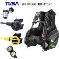 TUSA・BC0103連ゲージ重器材セット