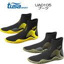 【ポイント10倍】TUSA SPORT ツサスポーツ 【UA0105】BOOTS ハイカット ブーツ 砂の浸入を防ぐハイカット仕様 シ…