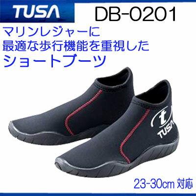 【あす楽対応】TUSA ツサ DB-0201 (23-30cm) マリンシューズ(DB0201) スニーカーソールの靴底 頑丈なので安心  アクアシューズ ビーチで必需のマリンブーツ スノーケリングシューズ ビーチシューズ