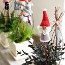 ふわふわピック2P【CM1091】【15時までのご注文であす楽】クリスマス雑貨 クリスマス ピック インテリア かわいい サ…