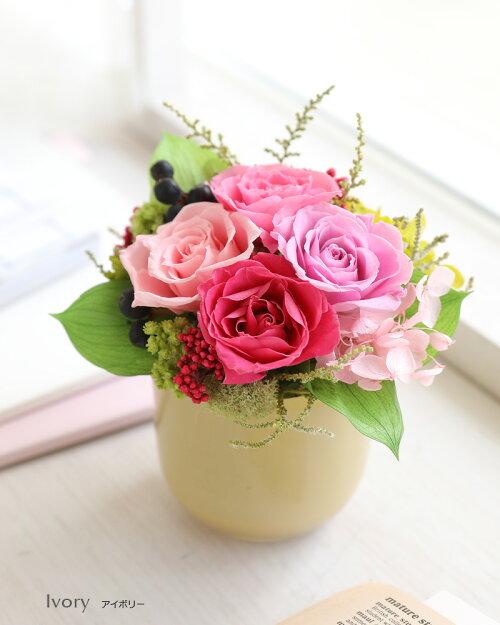 母の日/プリザーブドフラワー/ギフト/ギフトボックス/フラワーボックス/誕生日/プチギフト