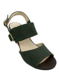 セール SALE 【アシックス ペダラ】PEDALA 1212A057 300 サンダル ウォーキング 2Eシンプル 脱げにくい 履きやすい 疲れにくい 軽い 婦人靴 天然皮革お散歩に ウォーキングに 旅行にカラー グリーン レディース 靴