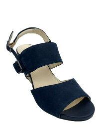 セール SALE 【アシックス ペダラ】PEDALA 1212A057 400 サンダル ウォーキング 2Eシンプル 脱げにくい 履きやすい 疲れにくい 軽い 婦人靴 天然皮革お散歩に ウォーキングに 旅行にカラー ミットナイトネイビー レディース 靴