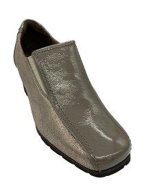 【アシックス ペダラ】PEDALA 1212A078 021 ウォーキング 3E シンプル 脱げにくい 履きやすい 疲れにくい 軽い 婦人靴 天然皮革お散歩に ウォーキングに 旅行に カラー トープグレー レディース 靴  スリッポン