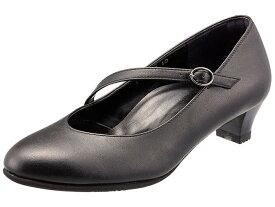 アシックス ペダラ パンプス 1212A160 WB160B 3E シンプル 脱げにくい 履きやすい 疲れにくい 日本製 婦人靴 天然皮革 牛革 お仕事に 立ち仕事に 事務  カラー ブラック  靴 レディース