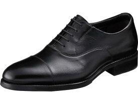アシックス ランウォーク ビジネスシューズ WR421S 4E シンプル 歩きやすい 履きやすい 疲れにくい 日本製 ストレートチップ フォーマル 紳士靴 防水 ゴアテックス 天然皮革 牛革 カラー ブラック コーヒー 靴 メンズ