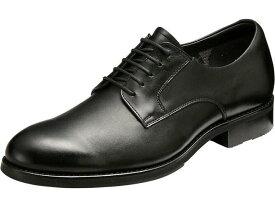アシックス ランウォーク ビジネスシューズ WR611L 3E シンプル 歩きやすい 履きやすい 疲れにくい 日本製 プレーン フォーマル 紳士靴 防水 ゴアテックス 天然皮革 牛革 カラー ブラック 靴 メンズ