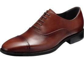 アシックス ランウォーク ビジネスシューズ WR804T 3E 歩きやすい 履きやすい 疲れにくい 日本製 ストレートチップ フォーマル 紳士靴 天然皮革 牛革 カラー ブラック ブラウン 靴 メンズ 90 61 602