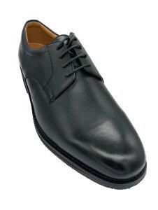 ハッシュパピー HP HUSH PUPPIES ビジネスシューズ M-0247HN 4E 歩きやすい 履きやすい 疲れにくい プレーントゥ フォーマル 紳士靴 天然皮革 牛革 カラー ブラック 冬底対応
