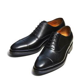 Jalan Sriwijaya ジャランスリウァヤ  ジャランスリワヤ ビジネスシューズ 98321  ストレートチップ フォーマル 紳士靴 天然皮革 牛革  ハンドソーンウェルテッド ダイナイトソール かっこいい カラー ブラック 靴 メンズ