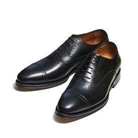 Jalan Sriwijaya ジャランスリウァヤ  ジャランスリワヤ ビジネスシューズ 98409  ストレートチップ フォーマル 紳士靴 天然皮革 牛革  ハンドソーンウェルテッド レザーソール 革底 かっこいい カラー ブラック 靴 メンズ